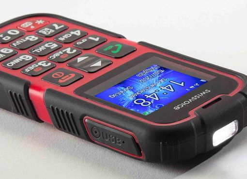 Swissvoice SV39: Robuster Kommunikationsbegleiter