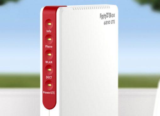 Fritzbox für den LTE-Einsatz