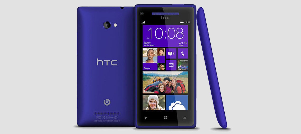 HTC bringt Windows Phone 8X