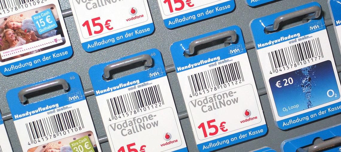 Vodafone Red M mit Real LTE für 24,95€ dank 600€ Cashback!