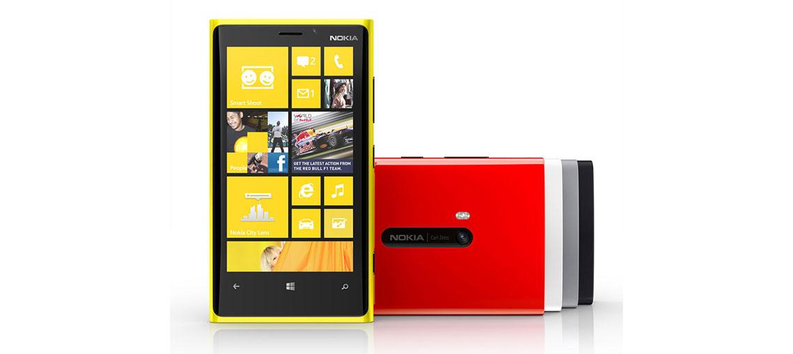Nokia Hoffnungen ruhen auf Windows Phone 8