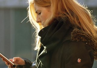 Review: Premium Echt Leder Flip Case Samsung Galaxy S5