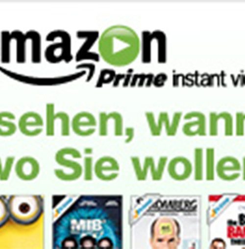 Amazon Instant Video – Unbegrenztes Streaming von Filmen und TV - Serien