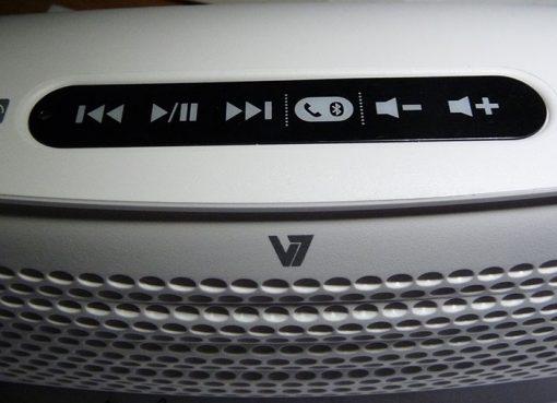 Im Test: V7 Retro Bluetooth Lautsprecher + Powerbank 6600mAh